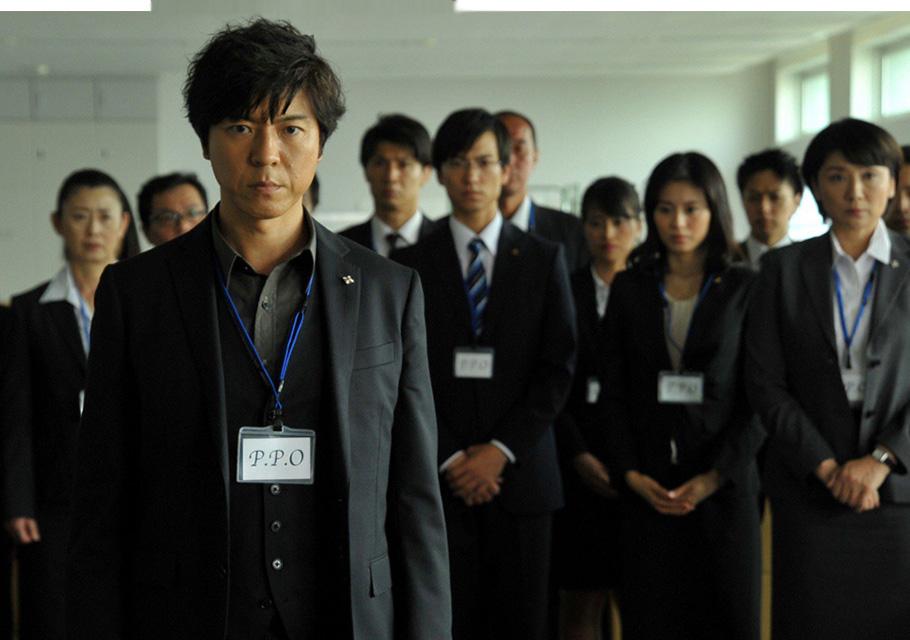 上川隆也主演「検事の本懐」