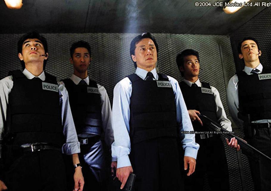 ジャッキー・チェン主演「香港国際警察」