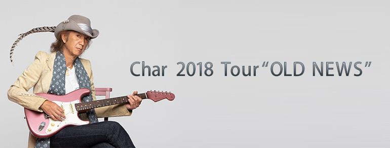 "Char 2018 Tour""OLD NEWS"""
