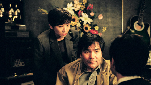 松下由樹×蟹江敬三<br>おとり捜査官・北見志穂2
