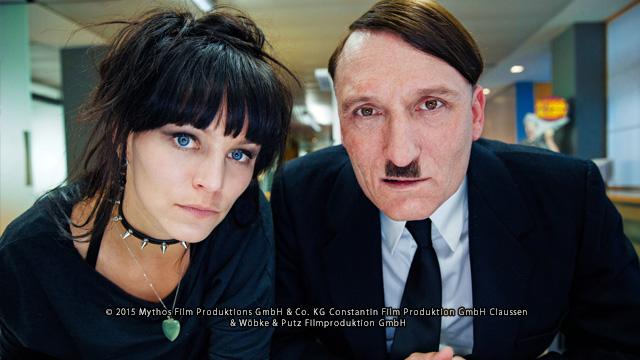 サタデーシアター<br>「帰ってきたヒトラー」