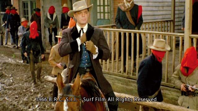 フランコ・ネロ主演<br>映画「続・荒野の用心棒」