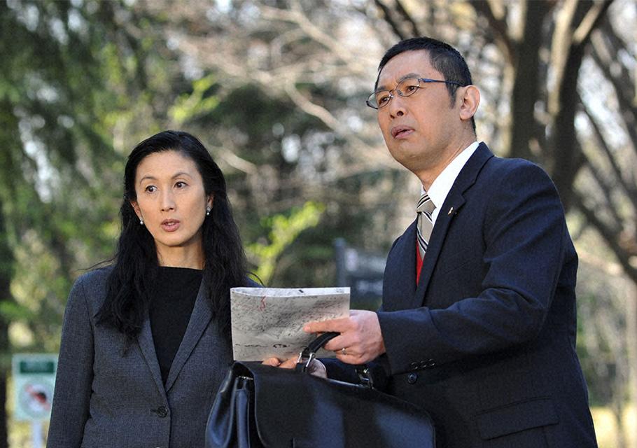 検事・朝日奈耀子9 医師&検事…2つの顔を持つ女!