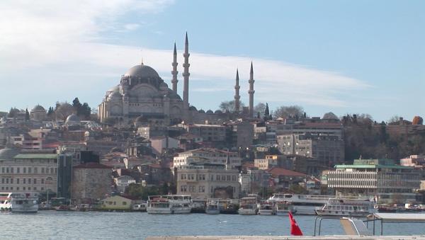 イスタンブール歴史地域 /トルコ   感動の世界遺産   BS朝日