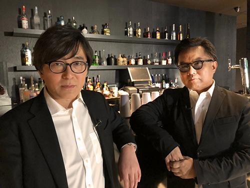 映画評論家 添野知生、映画評論家 松崎健夫