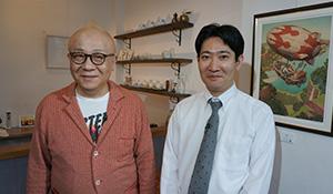 磯田道史(歴史学者) | ザ・インタビュー ~トップランナーの肖像 ...