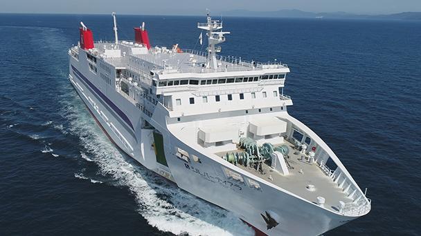 世界の船旅