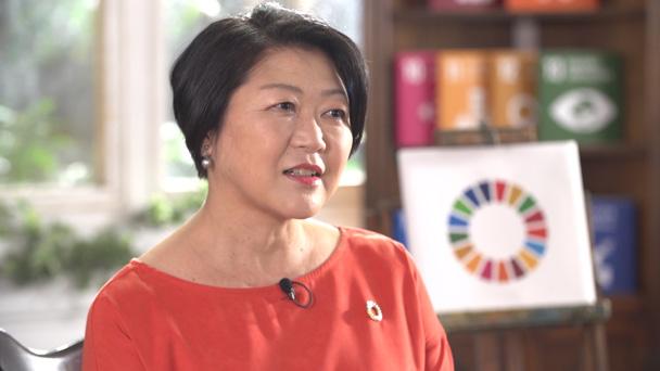 つながる絵本 for SDGs
