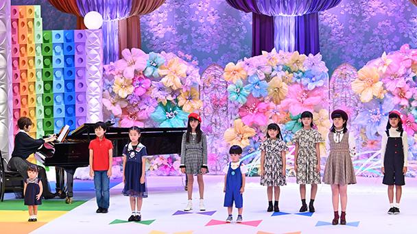 KUMONファミリースペシャル寬仁親王牌 第35回童謡こどもの歌コンクール グランプリ大会