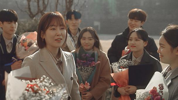 韓国ドラマ「ブラックドッグ~新米教師コ・ハヌル~」