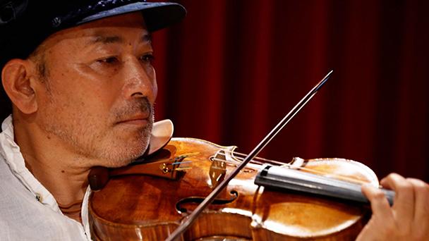"""バイオリン弾きが奏でる至高のメロディー―""""達人""""古澤巖が描く世界―"""