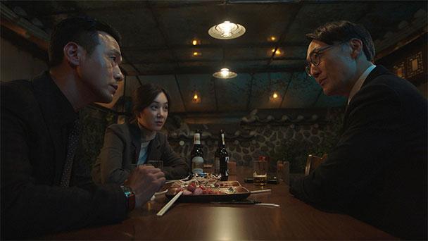 韓国ドラマ「検事ラプソディ~僕と彼女の愛すべき日々~」